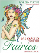 Messages from the Fairies Colouring Book - Doreen Virtue, Norma Burnell